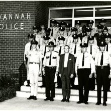 Image of 0120-006_01-22-004 - Group Photograph of Police Personnel