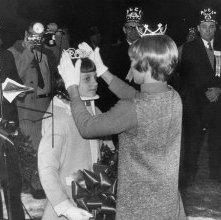 Image of 0120-006_01-24-001 - Andrea Burgstiner Crowned at Shrine Bowl