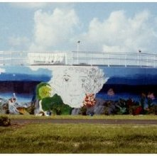 Image of 0123-045_04-38-001 - Mural at President Street Plant