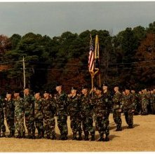 Image of 0123-045_08-33-001 - US Army Rangers Returning from Panama