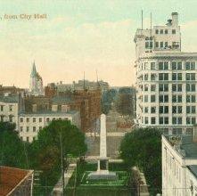 Image of 1121-057_0007 - Savannah Ga., from City Hall