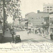 Image of 1121-057_0050 - Broughton Street--Savannah