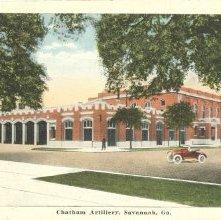 Image of 1121-057_0061 - Chatham Artillery, Savannah, Ga.