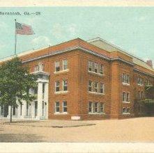 Image of 1121-057_0072 - Auditorium, Savannah, Ga.--25