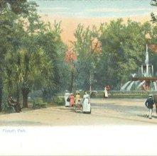 Image of 1121-057_0128 - SAVANNAH, Ga.  Forsyth Park.
