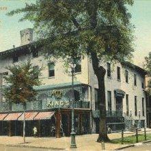 Image of 1121-057_0133 - Georgia Hussars Club, Savannah, Ga.  Established 1736.