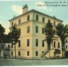 Image of 1121-057_0135 - Home of Col. W. W. Gordon, Host of the President when in Savannah.