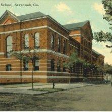 Image of 1121-057_0155 - Henry Street School, Savannah, Ga.