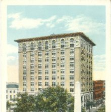 Image of 1121-057_0163 - HOTEL SAVANNAH, SAVANNAH, GA.