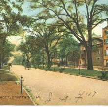 Image of 1121-057_0191 - LIBERTY STREET, SAVANNAH, GA.