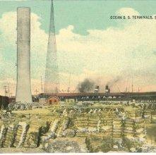 Image of 1121-057_0215 - OCEAN S. S. TERMINALS, SAVANNAH, GA.