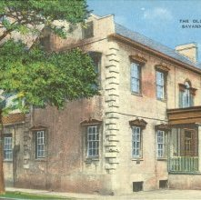 Image of 1121-057_0228 - THE OLD PINK HOUSE, SAVANNAH, GA.--125