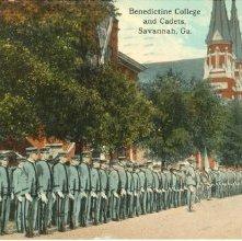 Image of 1121-057_0237 - Benedictine College and Cadets, Savannah, Ga.