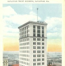 Image of 1121-057_0252 - SAVANNAH TRUST BUILDING, SAVANNAH, GA.