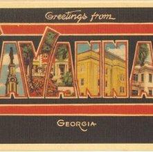 Image of 1121-057_0256 - Greetings from Savannah Georgia