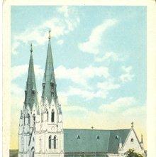 Image of 1121-057_0280 - CATHEDRAL OF ST. JOHN THE BAPTIST, SAVANNAH, GA.