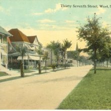 Image of 1121-057_0294 - Thirty-Seventh Street, West, Savannah, Ga.
