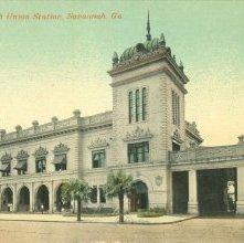 Image of 1121-057_0299 - Savannah Union Station, Savannah, Ga.