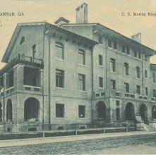 Image of 1121-057_0313 - U. S. Marine Hospital
