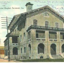Image of 1121-057_0315 - United States Marine Hospital, Savannah, Ga.