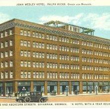 Image of 1121-057_0339 - JOHN WESLEY HOTEL