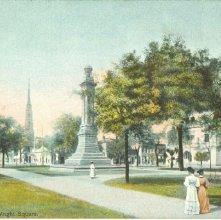Image of 1121-057_0350 - Savannah, Ga.  Wright Square.