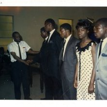 Image of 1121-100_0067 - W. W. Law Installing Westside NAACP Youth Council Officers