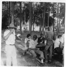 Image of 1121-100_0080 - Boy Scout Function at a Park