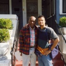 Image of 1121-100_0380 - W. W. Law and Friend