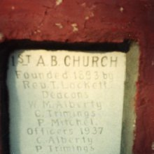 Image of 1121-100_0444 - History Program - Cumberland Island, Georgia