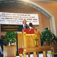 Image of 1121-100_0460 - First Tabernacle Missionary Baptist Church Centennial