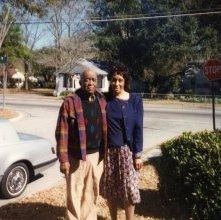 Image of 1121-100_0475 - W. W. Law  with Friend