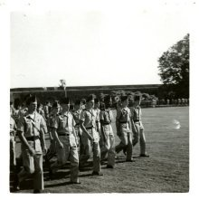 Image of 1121-100_0592 - Fort Pulaski Drills