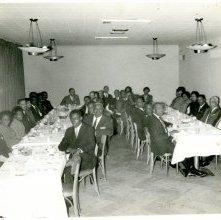 Image of 1121-100_0717 - Group Dinner at Ganem's