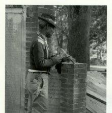 Image of 1121-100_0822 - Laurel Grove South Cemetery Restoration Work