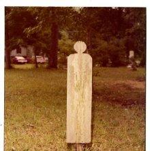 Image of 1121-100_0877 - Wood Grave Marker