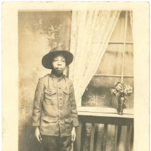 Image of 1121-100_0887 - Young boy in scout uniform