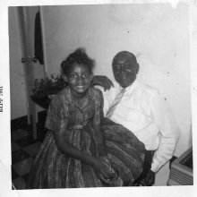 Image of 1121-100_0240 - Girl sitting with a man