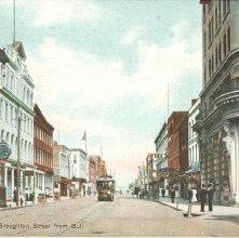 Image of 1121-057_0409 - Savannah, Ga. Broughton Street from Bull.