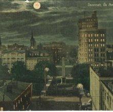Image of 1121-057_0422 - Bull Street at Night