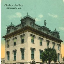 Image of 1121-057_0514 - Chatham Artillery, Savannah, Ga.