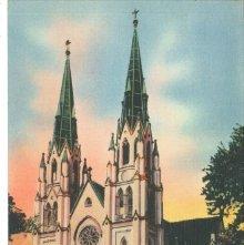 Image of 1121-057_0843 - St. John's Cathedral, Savannah, Georgia
