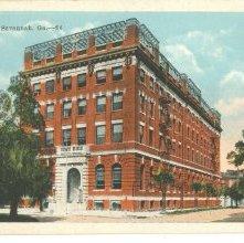 Image of 1121-057_1304 - Y.M.C.A., Savannah, Ga.----64