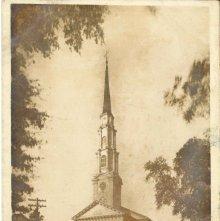 Image of 1121-057_1332 - INDEPENDENT PRESBYTERIAN CHURCH and OGLETHORPE AVENUE SAVANNAH, Ga.