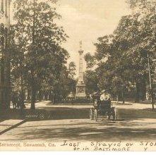 Image of 1121-057_1616 - Pulaski Monument, Savannah, Ga.