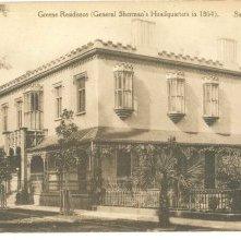 "Image of 1121-057_2040 - Greene Residence (General Sherman's Headquarters in 1864).     Savannah, Ga."""