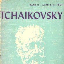 Image of ML410.C4 E8 - Tchaikovsky, by Edwin Evans.