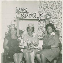Image of 1121-100_1108 - Mrs. NAACP
