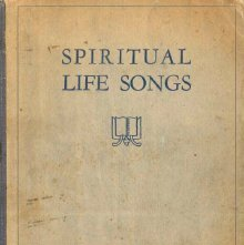 Image of M2198.A8 S6 - Spiritual life songs.