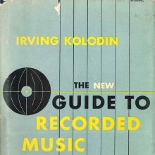 Image of ML156.2 .K64 1950 - The new guide to recorded music.